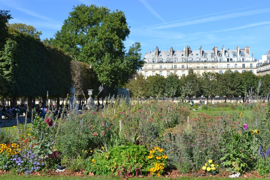 Jardin de Tuileries, Parks of Paris