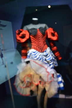 NGV ballet fashion exhibition